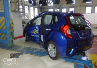 Honda Jazz and Next-gen Audi A4 Gets 5-Star Euro NCAP Ratings