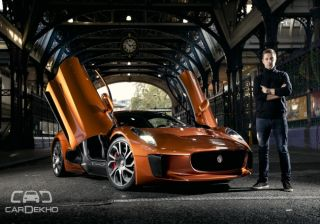 Jaguar C-X75 from Spectre to make Debut at Lord Mayor's Show Parade in London