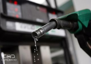 Petrol And Diesel Prices Rise by 36p and 87p Respectively