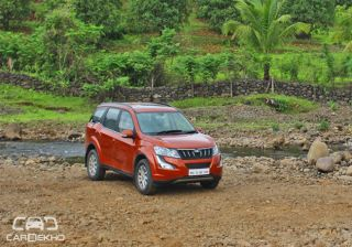 Mahindra XUV500 Facelift Launched in Italy