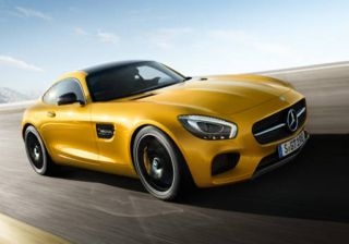 Mercedes - AMG GTS launching tomorrow