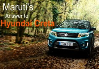 Vitara: Maruti's Answer to Hyundai Creta?