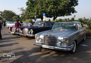 Mercedes-Benz India to Organize Second Classic Car Rally in Mumbai