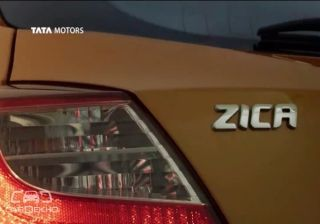 Tata's New Hatch Called Zica