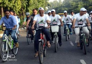 Delhi to Go 'CarFree' On January 22, 2016