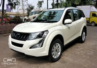 Mahindra XUV5OO Automatic Launched at Rs. 15.36 lacs