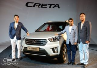 Hyundai's Creta Crosses 70,000 Bookings; Eyes Global Market