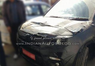 Maruti Suzuki YBA Compact SUV Interiors Leaked!