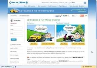 Online Car Insurance Coverage; Ten Best Providers
