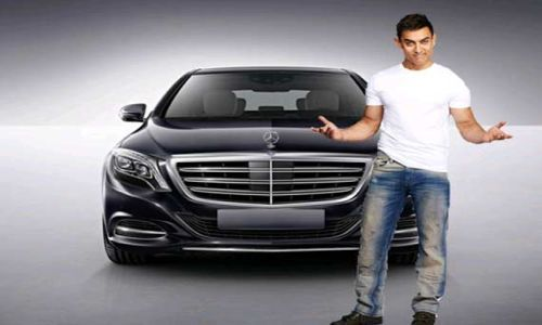 Perfectionist Aamir Khan's Perfect Car Collection
