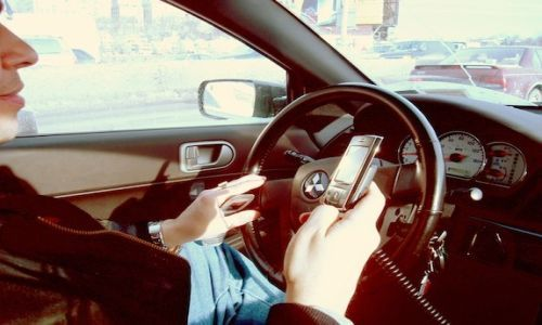 Try Not to Commit These Common Driving Errors
