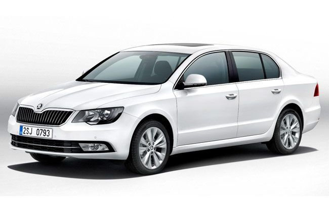 New Skoda Superb Revealed Officially; India Launch by 2013 end
