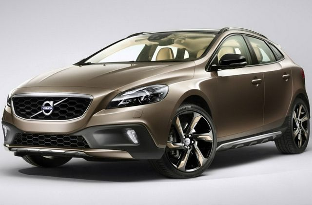 Volvo V40 Crossover Likely to Launch by June 2013