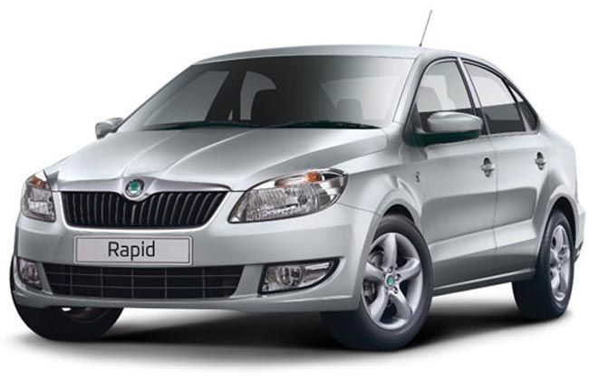 Skoda Introduces 100% finance offer on Rapid