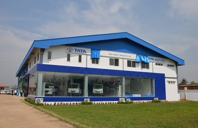 Tata Motors Opens New 3-S Dealerships in Myanmar