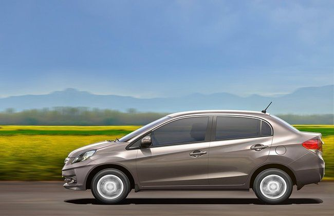 Honda Amaze sets Record Booking for Company; 3-4 months Waiting Period!