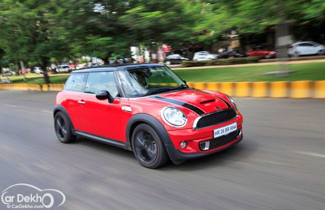 BMW Starts Local production of MINI Countryman at Chennai Plant