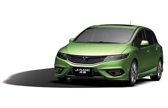 New Honda Jade MPV unveiled in Shanghai