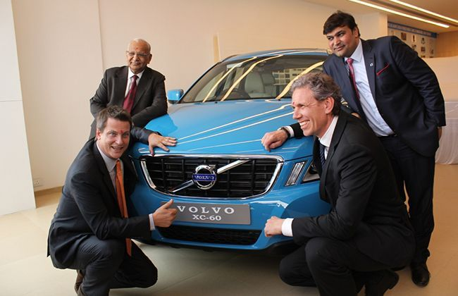Volvo opens new dealerships in Ahmedabad