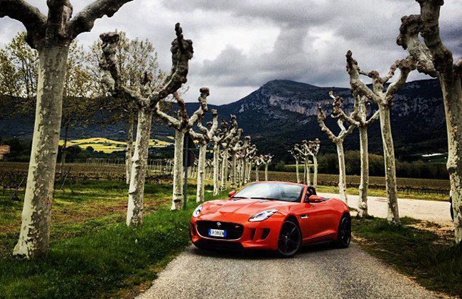 Jaguar F-Type launch in July, coming with 2 engines