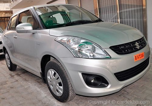 Swift Dzire and Small Cars Saved Maruti Suzuki India in April 2013