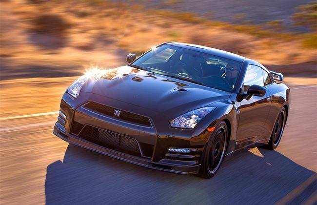 2014 Nissan GT-R Track Edition Launched in US