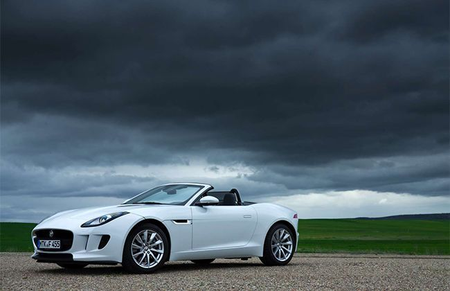 Jaguar to introduce the F-TYPE Coupe soon