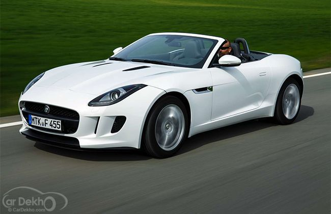 Jaguar awards 2.8 billion pounds to F-TYPE contracts