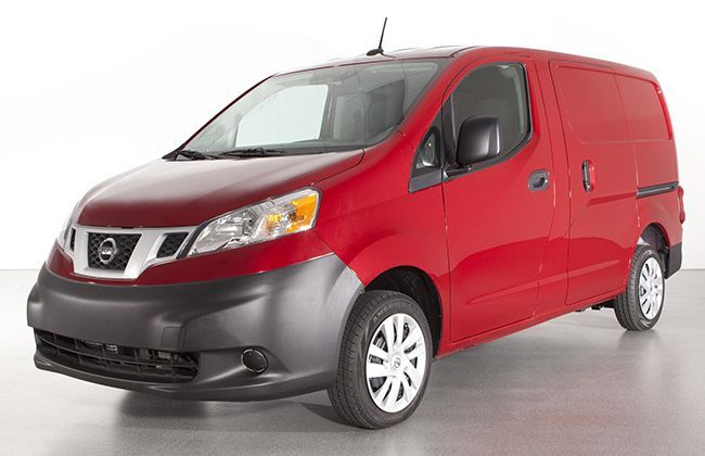 GM to Build a Small Cargo Vehicle based on Nissan NV200 (Evalia)