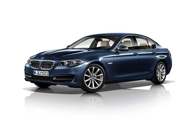 BMW Reveals 5-Series Facelift