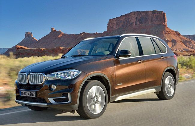 Third Generation BMW X5 Unveiled Officially