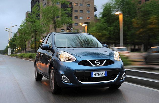New Nissan Micra Unveiled in the UK, to Launch in India also