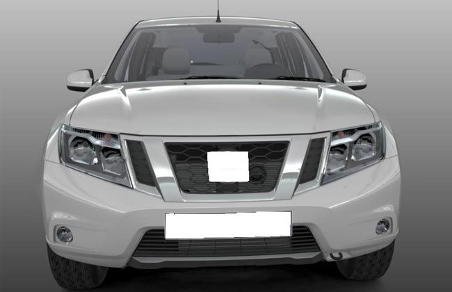 Nissan's version of Duster to be called 'Terrano'