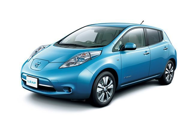 Nissan Leaf EV Helps Nissan Come in top Global Green Brands