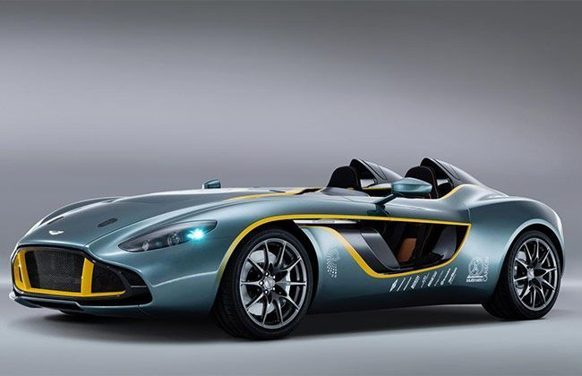 Aston Martin to celebrate Centenary at 2013 Pebble Beach