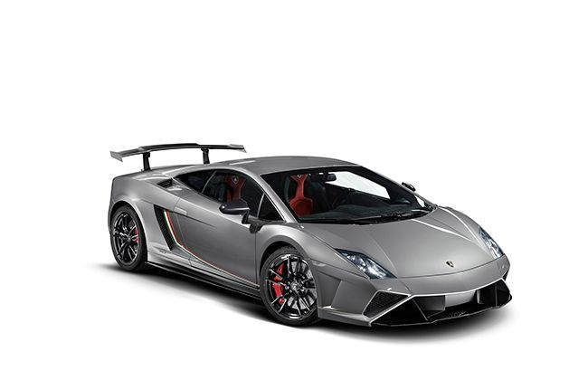 Lamborghini Gallardo LP 570-4 Squadra Corse Race track emotion direct to the road