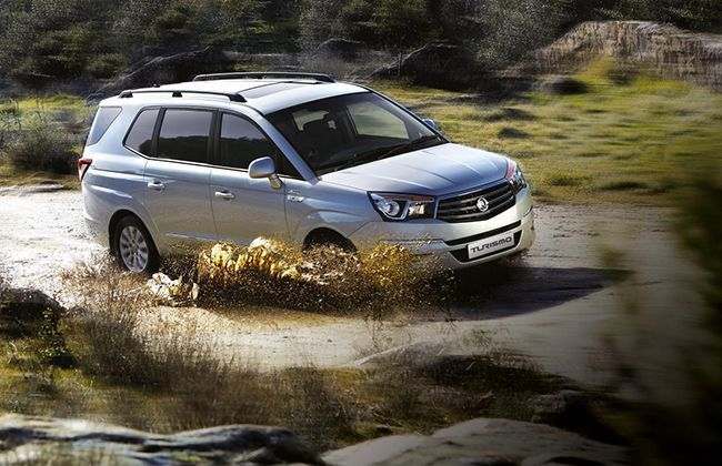 SsangYong Tourismo Arrives in the UK