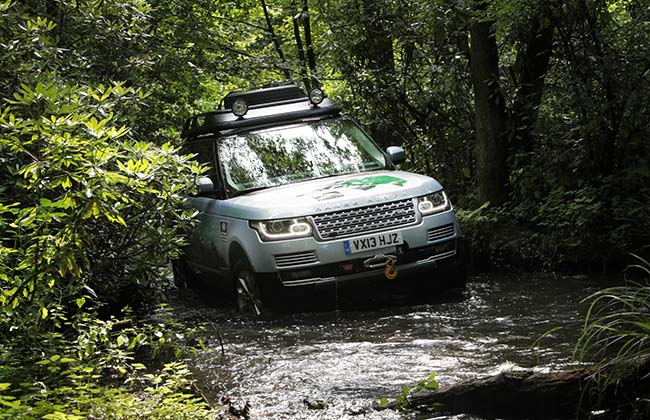 Land Rover launches its first Range Rover hybrid models