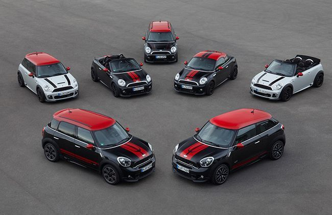 MINI to showcase its entire lineup at Frankfurt Motor Show