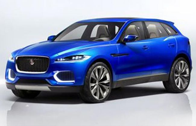 Jaguar C-X17 SUV Concept's Images Leaked ahead of Frankfurt Debut