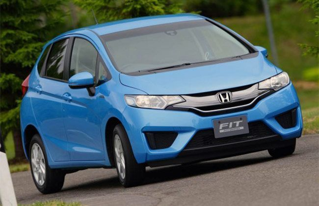 Honda likely to unveil new Jazz, City and Mobilio at 2014 Indian Expo