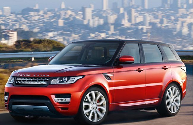 2014 Range Rover Sport's India launch on October 17th
