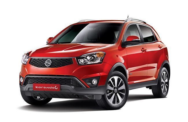 2014 Ssangyong Korando C launched in Europe