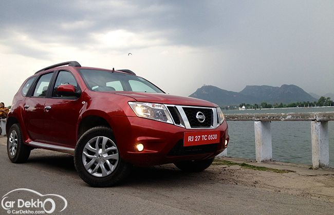 Over 6,000 Nissan Terrano SUVs already booked!