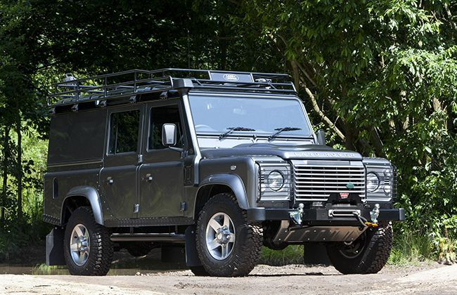 land rover defender to be axed by mid 2015. Black Bedroom Furniture Sets. Home Design Ideas