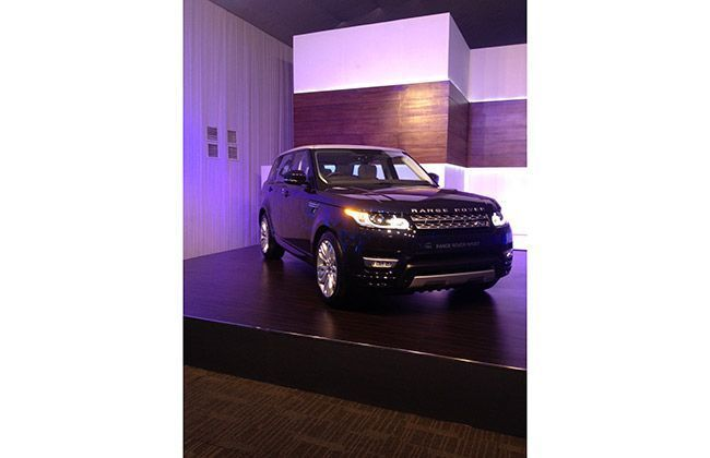 Land Rover launches the new Range Rover Sport