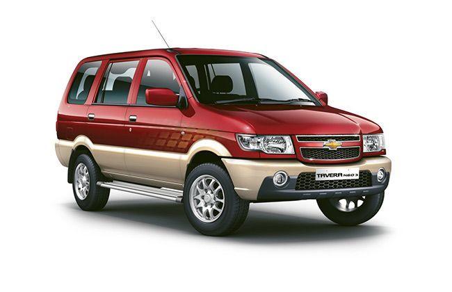 General Motors Restarts The Production Of Chevrolet Tavera