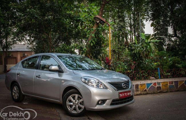 Nissan Sunny XV D Special Edition launched at Rs. 9.86 lakh