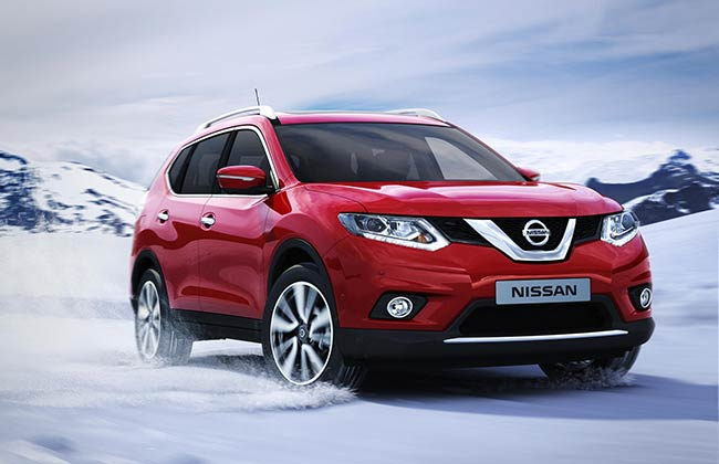 Nissan to launch new X-Trail SUV in December - Japan