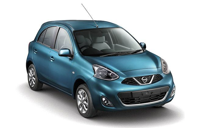 India-made Nissan Micra aka March launched in Nepal